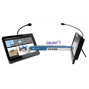 Telea Galaxy Server with integrated Station